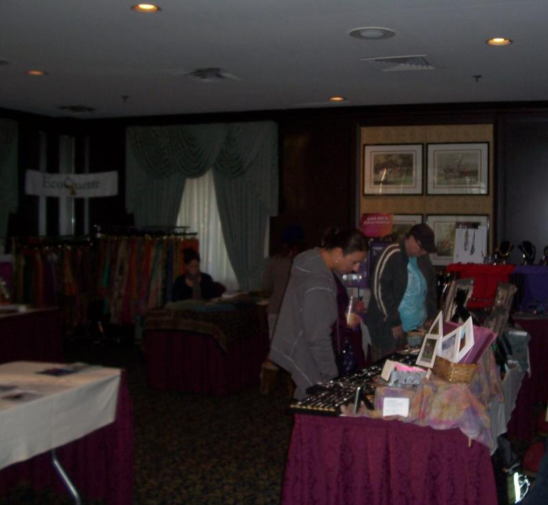 A Small Awakening Moments Craft Fair on an easy afternoon!